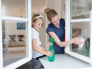 घर की गंदगी प्रभावित करती है बच्चों का आईक्यू लेवल