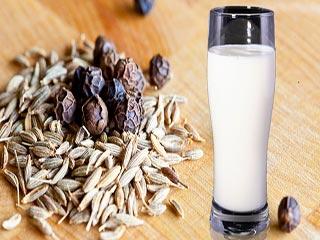जीरे और काली मिर्च वाला दूध है कई बीमारियों में रामबाण
