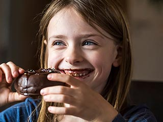How to avoid binging sweets during festive season for kids