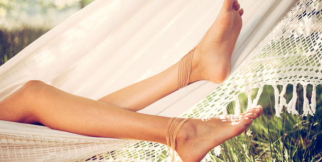 Natural ways to get smooth legs