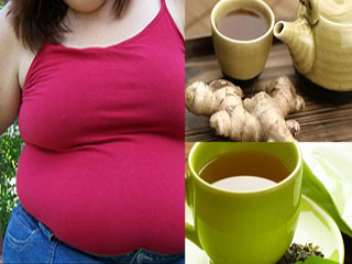 बढ़ती तोंद को तुरंत कंट्रोल करती हैं ये 5 जादुई चाय!