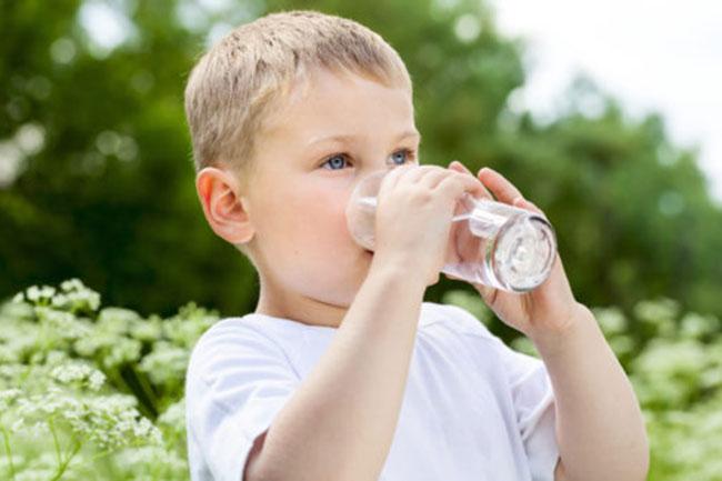 खूब पानी पीना