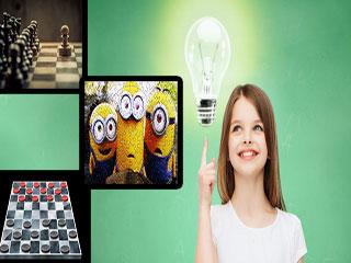 बच्चों को खेलने दें ये 4 गेम, 10 दिन में बढ़ेगा IQ लेवल!