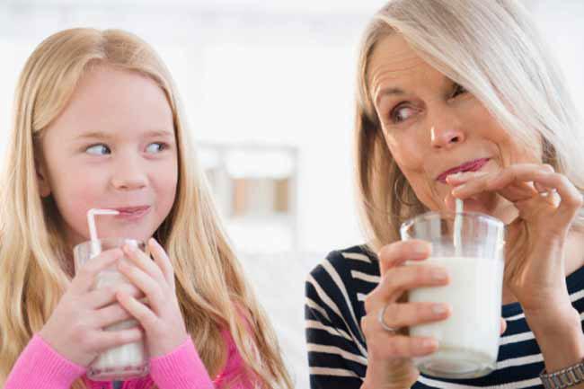 संपूर्ण आहार है दूध