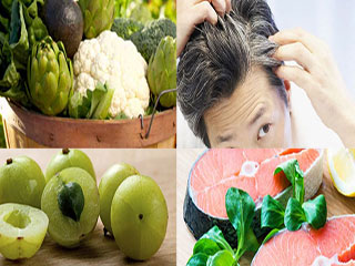 ये 5 आहार तुरंत रोकते हैं सफेद बालों की समस्या!