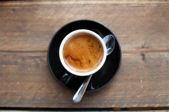 Stick to your daily shot of espresso
