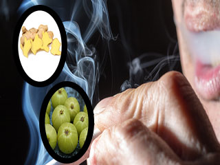 आयुर्वेदिक तरीके से धूम्रपान छुड़ाएं, असर केवल 5 मिनट में शुरू