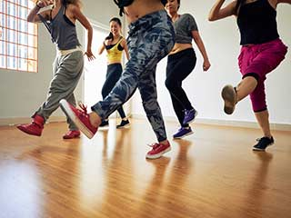 Dance your way to a healthy and toned body