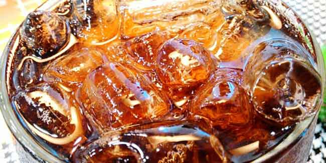 Here's why you shouldn't have aerated drinks