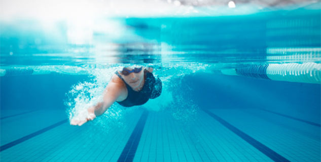 Get Healthier with Swimming