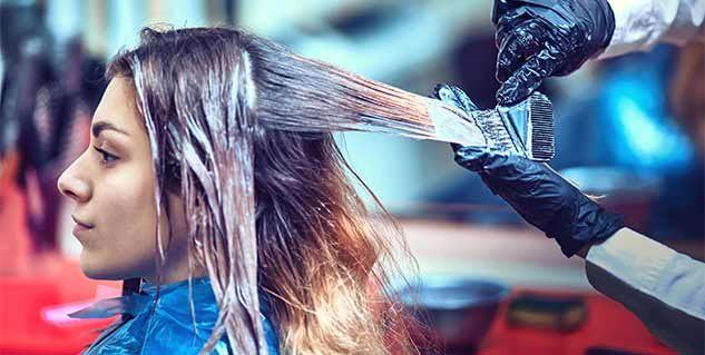 How to remove hair colour from your hair