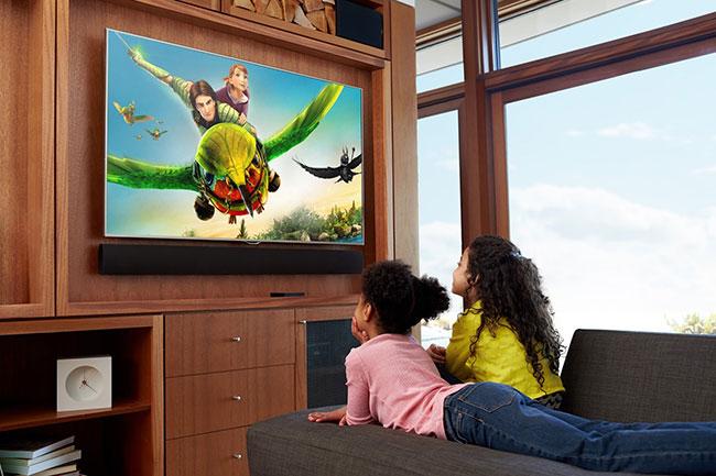 बच्चों की टीवी देखने की आदत