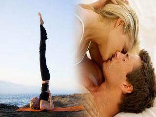 सेक्स समस्याओं के समाधान के लिए करें सर्वांगसन योगा