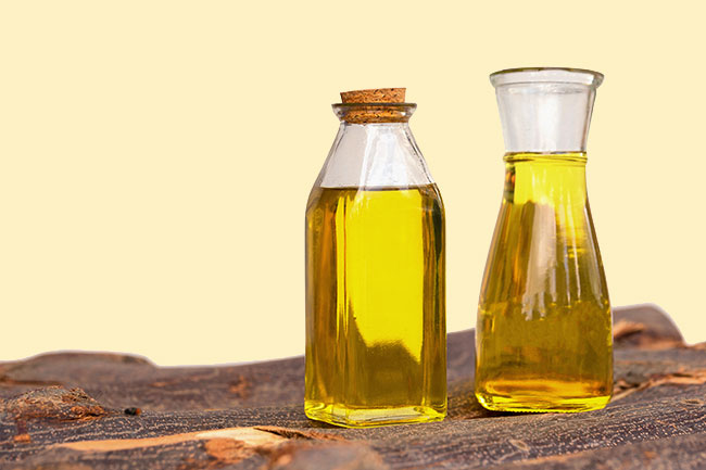 Olive oil to control high levels of uric acid