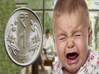 बच्चे के गले में अटक गया है सिक्का, तो ये 4 टिप्स अपनाएं