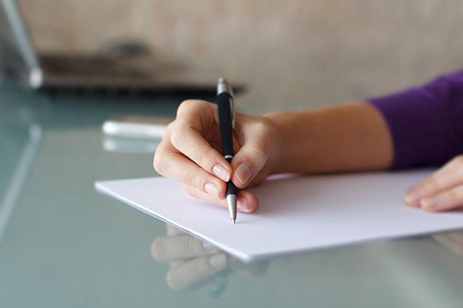 ऑनलाइन लेखन