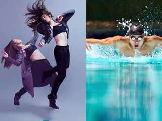 स्विमिंग और डांसिंग करें, स्वस्थ रहें और लंबी उम्र पाएं!