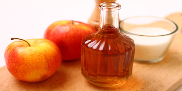 Beauty benefits of vinegar in Telugu