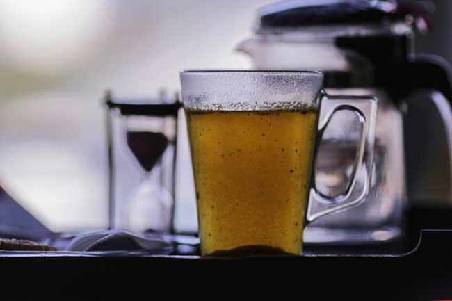 कालीमिर्च की चाय