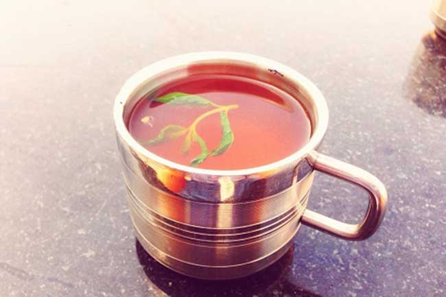 तुलसी की चाय