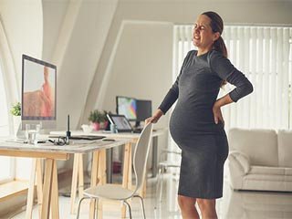 Try these simple stretches to get rid of sciatica pain during pregnancy