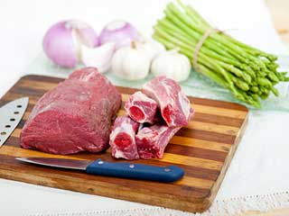 Increased red meat intake linked to Inflammatory bowel disease
