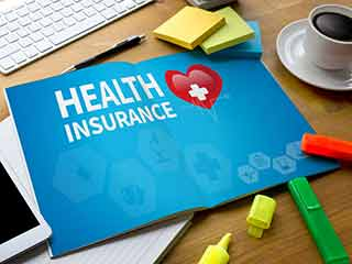 Why relying on a corporate health insurance is not a good idea?