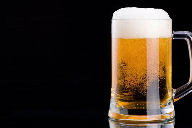 शराब से कम करे सूजन