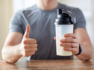 Do Protein Drinks Help You Gain Weight?