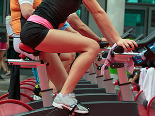 Amazing health benefits of stationary cycling
