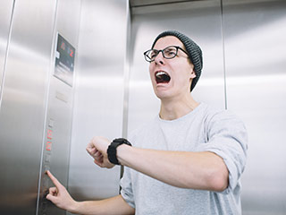 10 Most annoying elevator habits