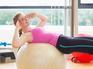 Here are some pilates <strong>workouts</strong> that beginners can try