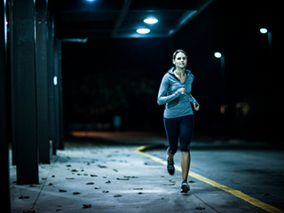 This is why you should run at night
