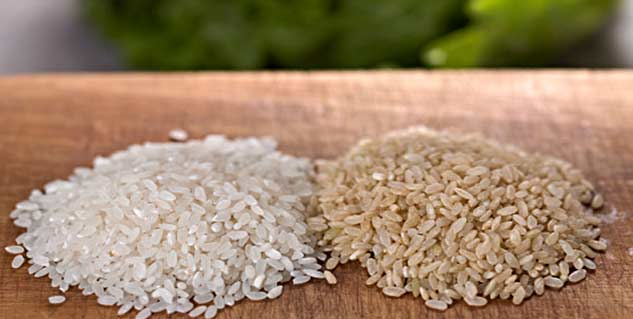 Eat Brown Rice In Diet As It Is Good For Heart Attack
