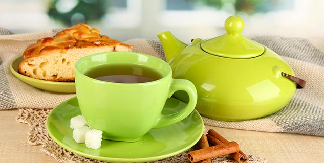 Your morning cuppa tea can now help you detox