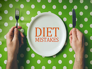 5 common dieting mistakes we all make