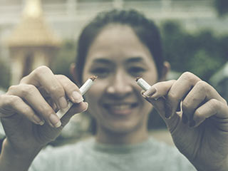 5 immediate health benefits of quitting smoking