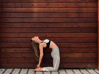 Try out these simple yoga poses to improve flexibility