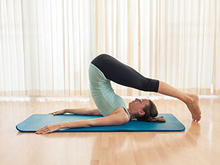 Try these super simple yoga poses to stay fit during monsoon