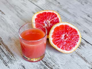 Can grapefruit juice make you fat?