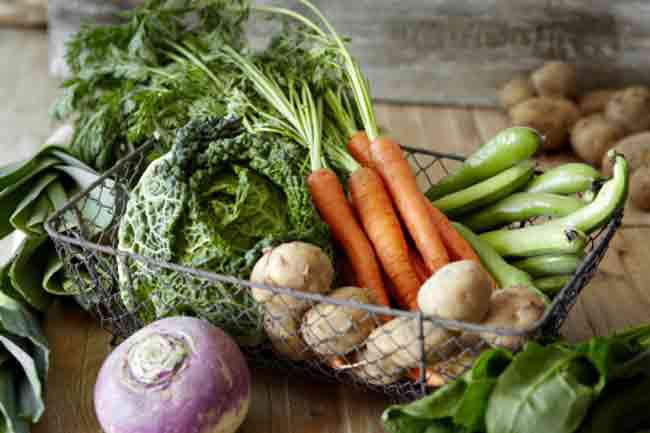 हरी सब्जियां खाएं