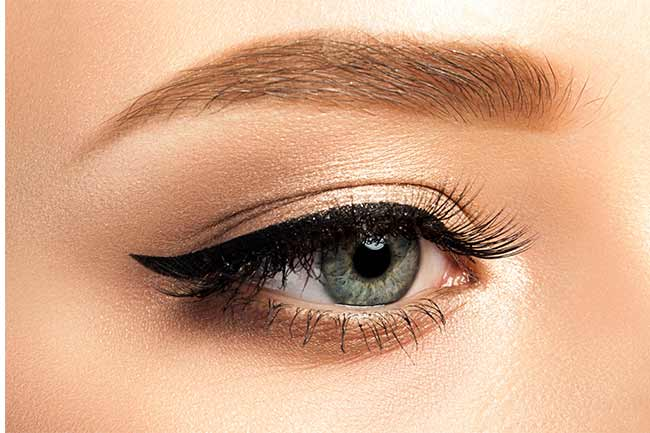 How to make eyeliner/kajal at home