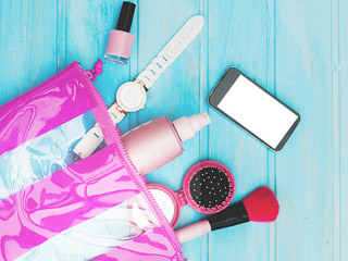 You can easily manage with only these 5 items in your makeup bag