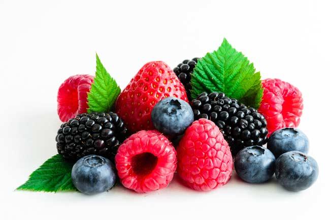 एंटीऑक्सीडेंट युक्त आहार लें