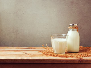 These 4 types of milk are way healthier than cow's milk