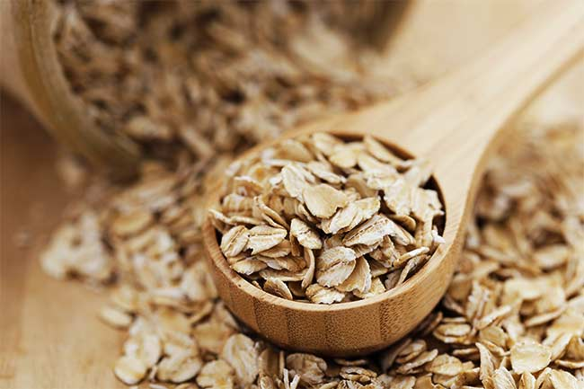Oats mask for a clean and clear skin