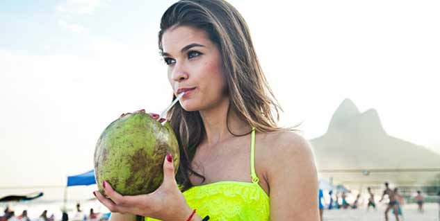 coconut water xyz