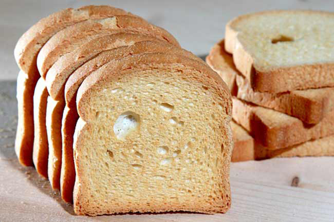 व्हीट ब्रेड का जादू