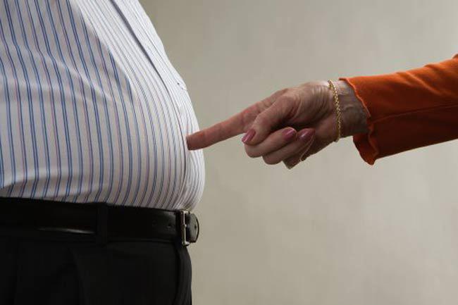 एक्स्ट्रा चर्बी और मोटापा