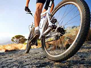 Things that you must not do before cycling